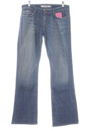 Joe's jeans Boot Cut Jeans blau meliert Casual-Look