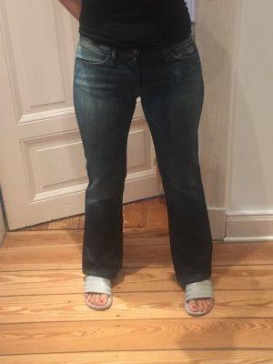 Joe's jeans Boot Cut Jeans dark blue-slate-gray