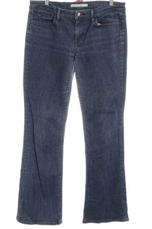 Joe's jeans Jeansschlaghose blau Casual-Look