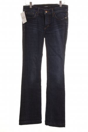 Joe's jeans Jeansschlaghose dunkelblau Jeans-Optik