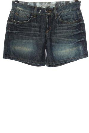 Joe's jeans Short en jean bleu style décontracté
