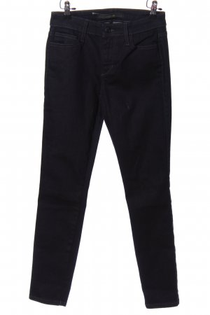 Joe's jeans Röhrenjeans schwarz Casual-Look