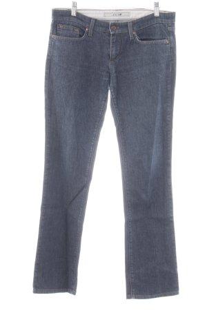 Joe's jeans Slim Jeans dunkelblau meliert Casual-Look