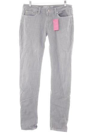 Joe's jeans Slim Jeans hellgrau Casual-Look