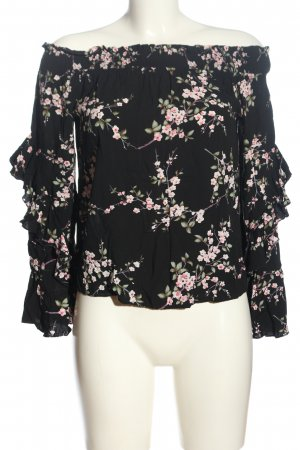 Jöwell Carmen blouse volledige print casual uitstraling