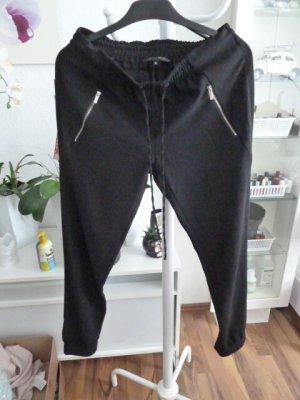 Amisu Pantalón estilo Harem negro