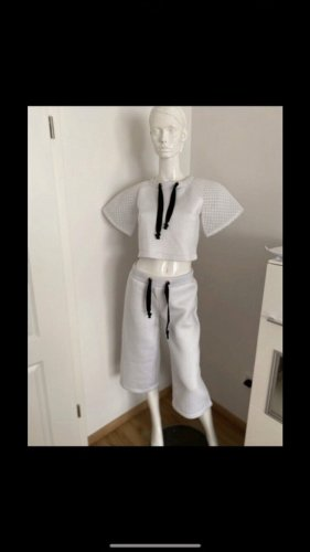 Hunkemöller Pantaloncino sport bianco