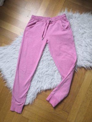Amisu Pantalon de jogging rose