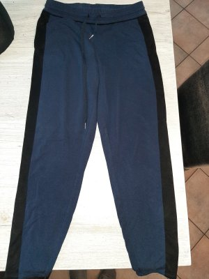 Armani Exchange Joggingbroek zwart-donkerblauw