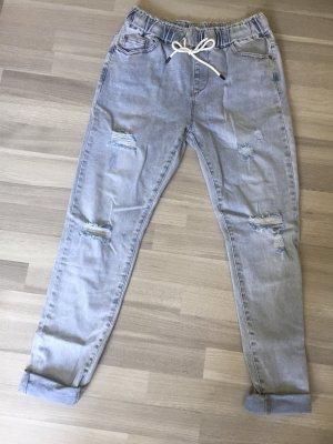 Jeans stretch bleu clair