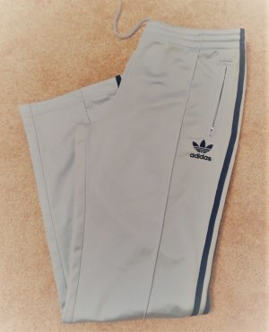 Adidas Originals Sweat Pants baby blue-blue polyester