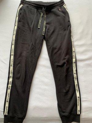 Champion Spodnie sportowe czarny