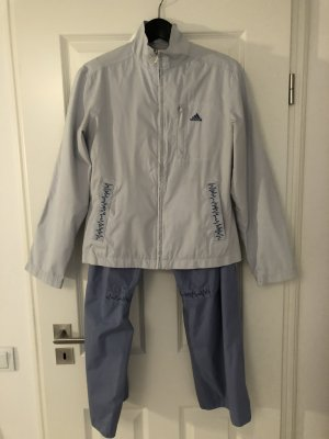 Adidas Leisure suit azure-steel blue