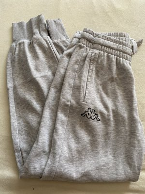 Kappa Pantalon de sport gris clair