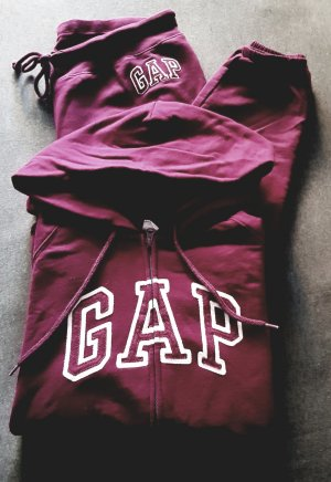 Gap Giacca fitness bordeaux