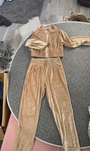 Amazone Pantalon de sport beige-chameau
