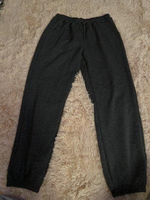 SheIn Sweat Pants dark grey