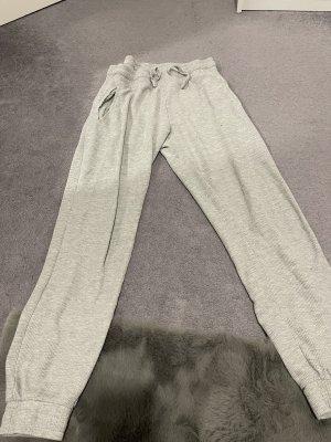 Primark Piżama jasnoszary-w kolorze białej wełny
