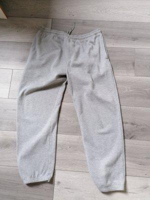 Authentic Spodnie sportowe jasnoszary