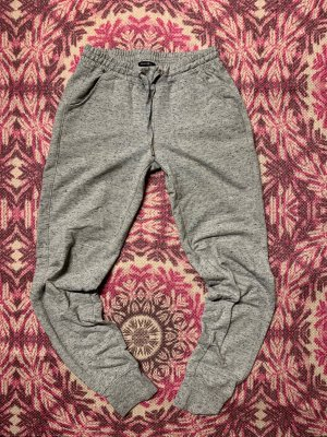 Amisu Trackies light grey-grey