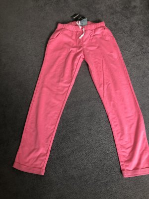 Boyfriendbroek roze
