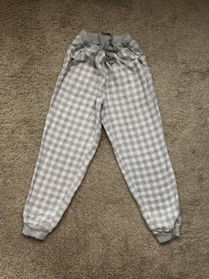 Oysho Sweat Pants white-light grey