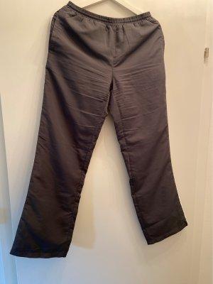Alive Pantalone da ginnastica bianco-grigio scuro