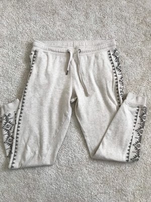 FB Sister Leisure suit oatmeal-grey cotton