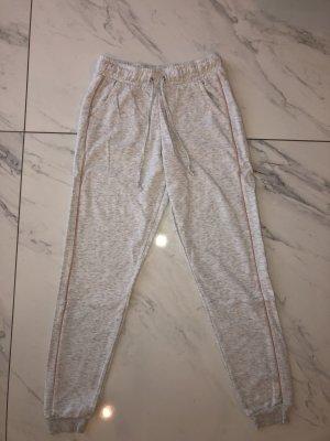 Tally Weijl Baggy Pants light grey-light pink