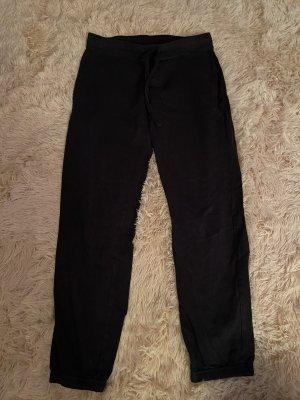 H&M Basic Pantalón deportivo negro
