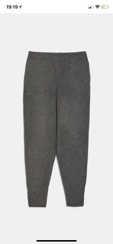 Zara Woolen Trousers grey