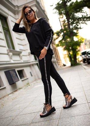Bastet Sportbroek zwart