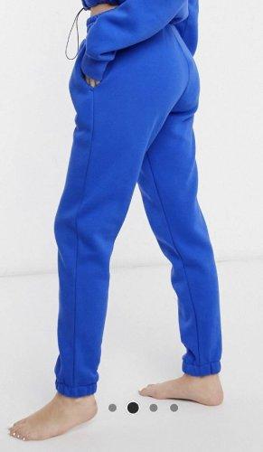 Asos Jeggings azul-azul neón