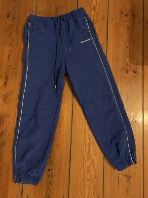 Jogginghose Blau Ader Error Hose Jogger Größe 1 Sweatpants