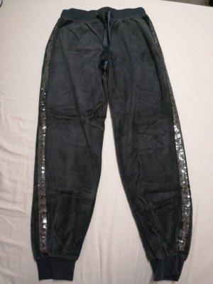 Esmara Pantalón deportivo gris antracita