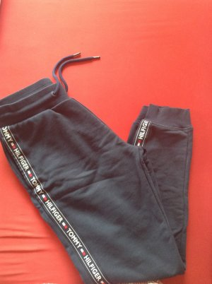 Tommy Hilfiger Leisure suit dark blue cotton