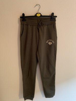 Primark Pantalone bloomers grigio-verde-cachi