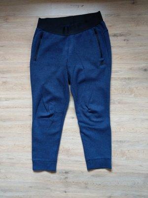 Jogginghose Hose blau Adidas