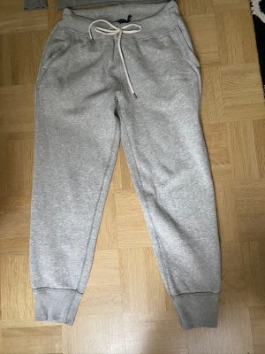 Polo Sweat Pants light grey cotton