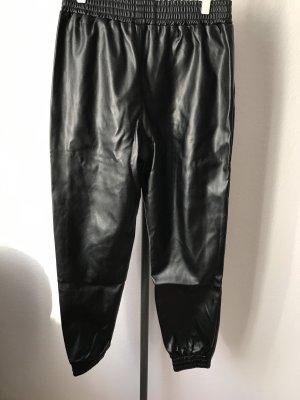 Pieces Pantalon en jersey noir