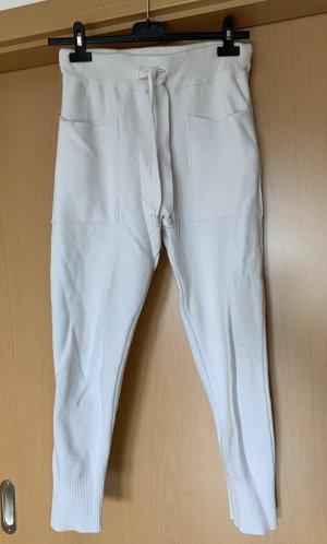 Jogginghose in weiß