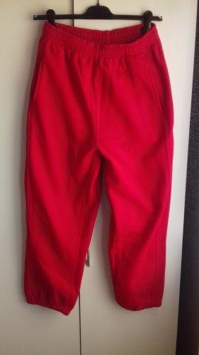 Urban Classics Pantalon boyfriend rouge