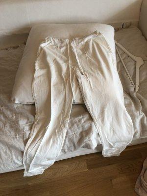 Jogginghose / Loungewear weiß