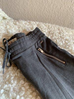 Hollister Pantalon de sport gris anthracite-gris foncé