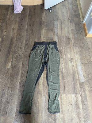 Object pantalonera caqui-gris oscuro