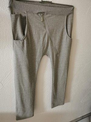 Moda Bella Pantalon large gris