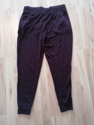 Pink Victoria's Secret Stretch Trousers brown violet