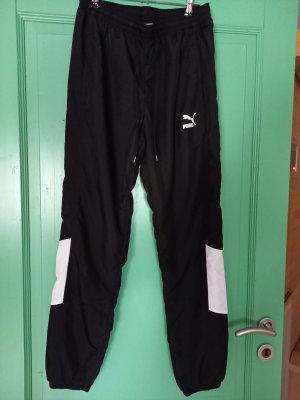 Puma pantalonera negro-blanco Nailon