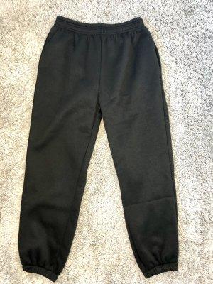 SheIn Sweat Pants black