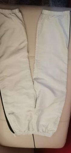 Pantalón deportivo multicolor tejido mezclado